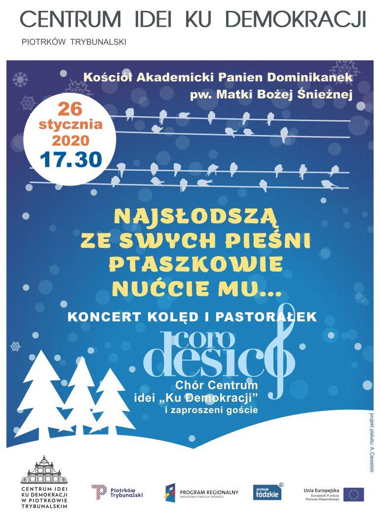 Piotrkowski chór zaprasza na koncert