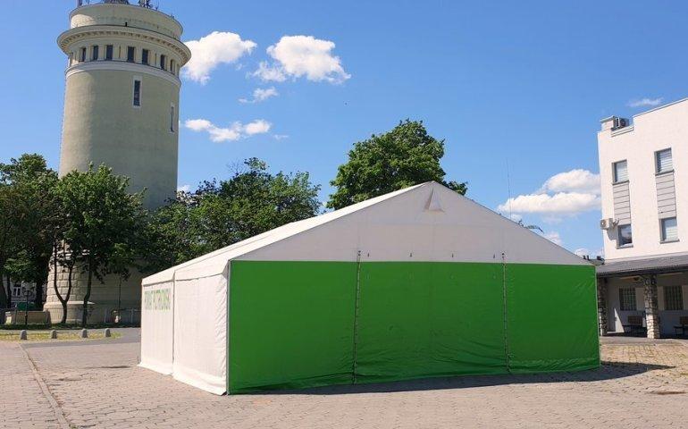 COVID-19: Więcej punktów pobrań wymazów w Łódzkiem