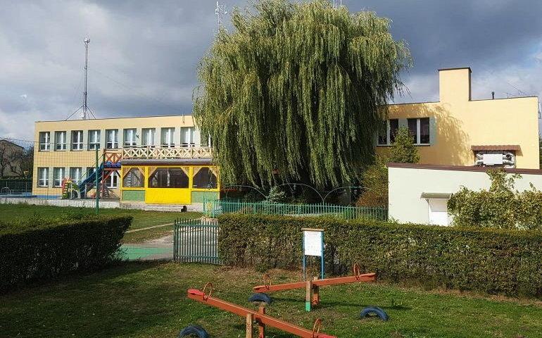Szkoła Podstawowa w Rękoraju będzie mieć extra stołówkę