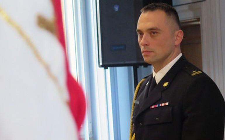 Komendant PSP w Piotrkowie odwołany