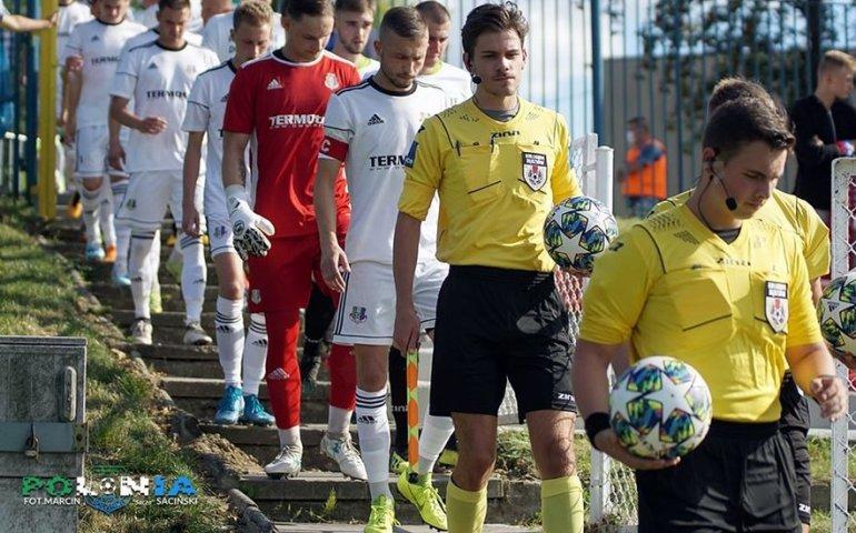 Zmiana godziny meczu Polonii