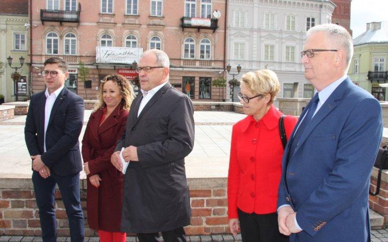 Przewodniczący Sejmiku Województwa Łódzkiego krytykuje premiera (VIDEO)