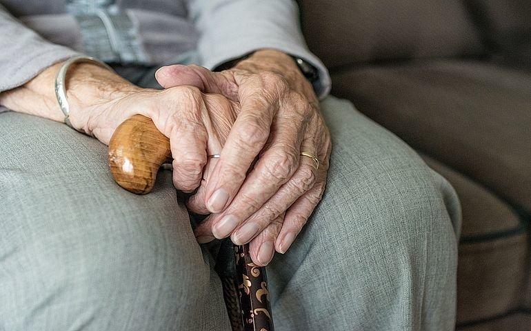 Zostań opiekunem osoby starszej