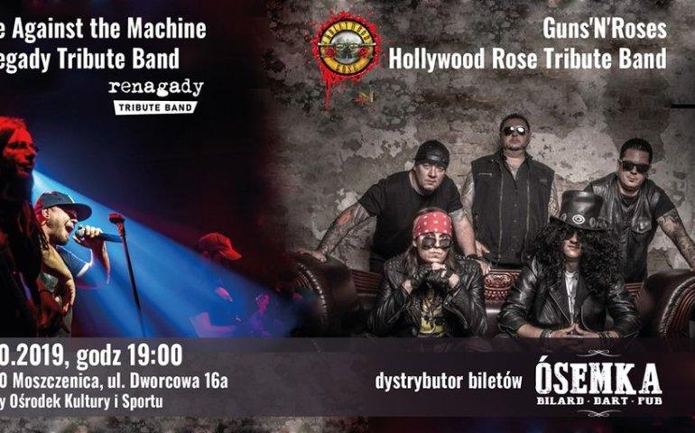 Koncert GUNS'N'ROSES Tribute Band