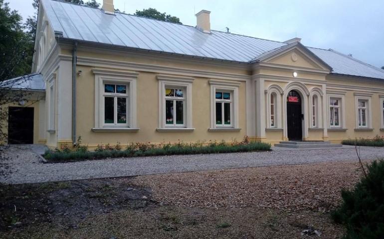 Powstało przedszkole w dworku w Szydłowie