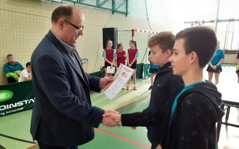 Tenisiści z Woli Krzysztoporskiej z awansem do mistrzostw województwa