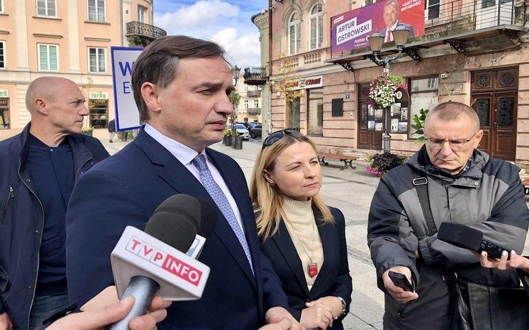 Zbigniew Ziobro o kondycji polskiego wymiaru sprawiedliwości