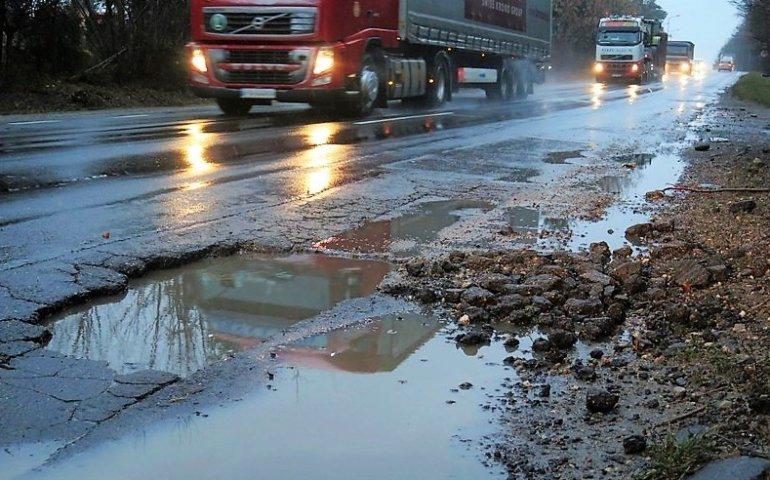 Będą dodatkowe pieniądze na remonty dróg w Piotrkowie