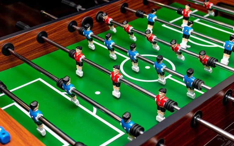 Piłkarzyki w domu albo w firmie? To gra nie tylko do pubu!