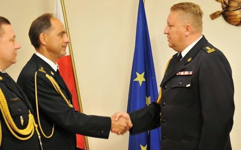 Powołanie zastępcy komendanta miejskiego PSP w Piotrkowie