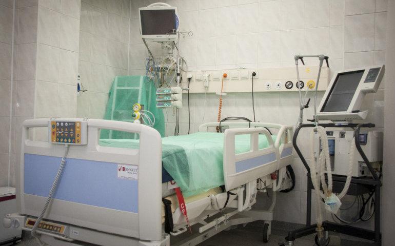 Pacjent piotrkowskiego szpitala z koronawirusem