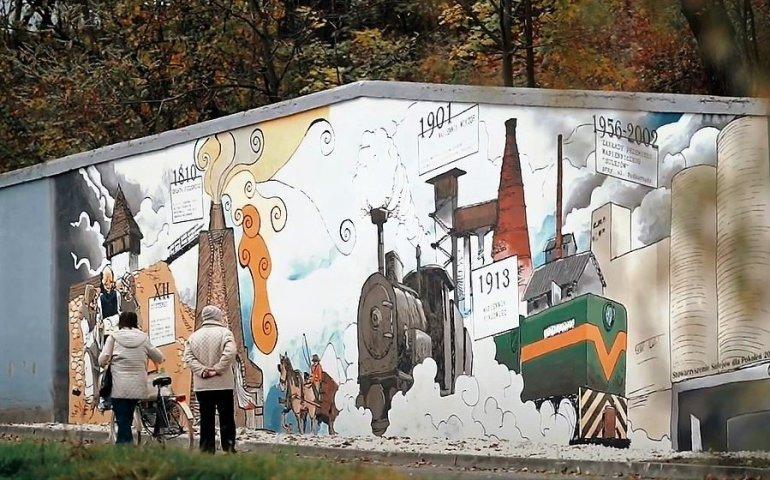 Pomóż ukończyć mural