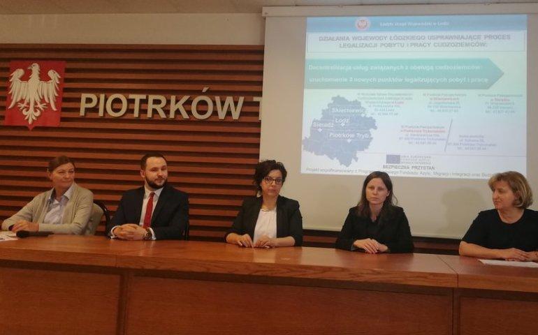 Biuro Paszportowe w Piotrkowie będzie przeniesione