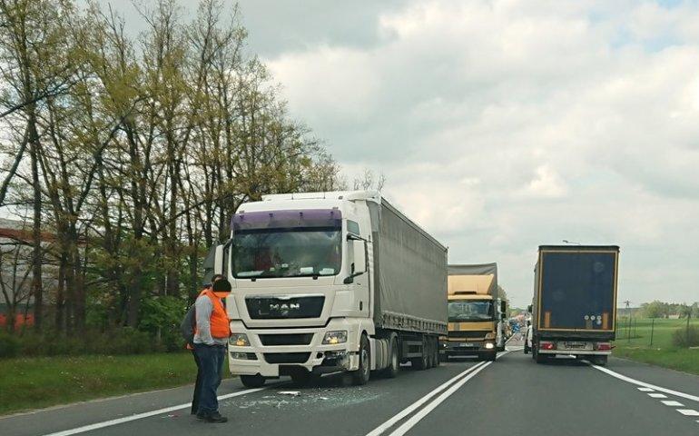 Droga Piotrków-Srock coraz bardziej niebezpieczna
