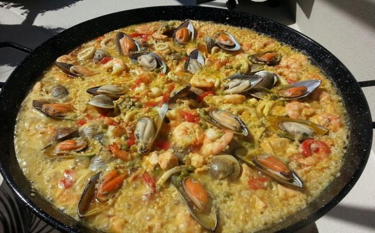 Spotkania z kuchniami świata w Karuzeli Smaków