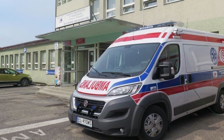 Szpital wznawia przyjęcia pacjentów