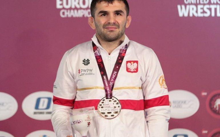 Murad ma szansę zostać Sportowcem Roku 2020