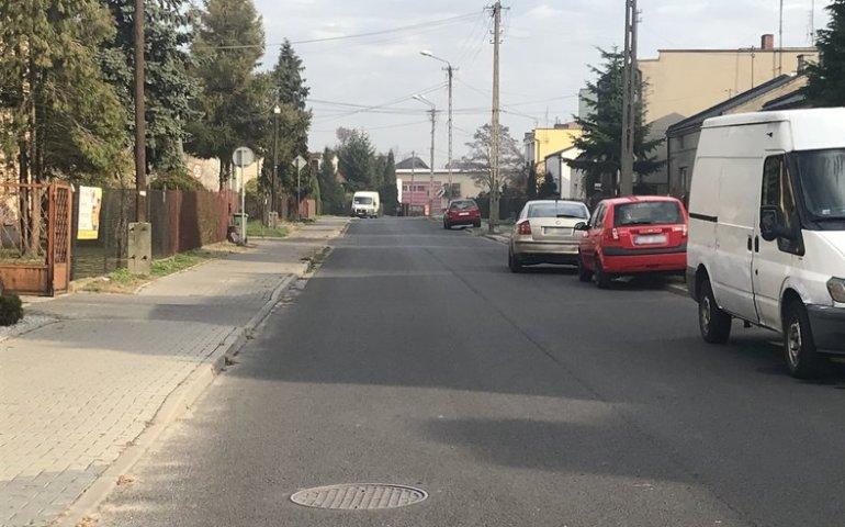 Co z progiem zwalniającym na ulicy Sadowej w Piotrkowie?
