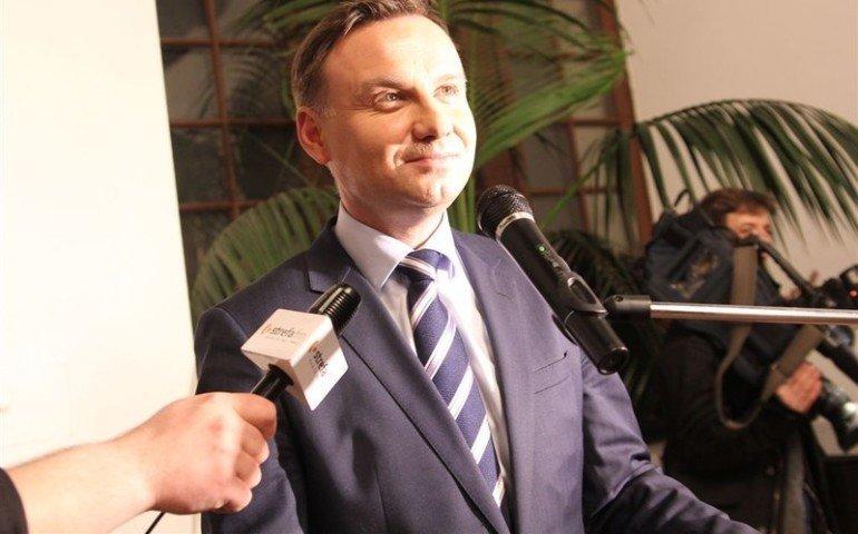 Andrzej Duda wygrywa wybory (AKTUALIZACJA)