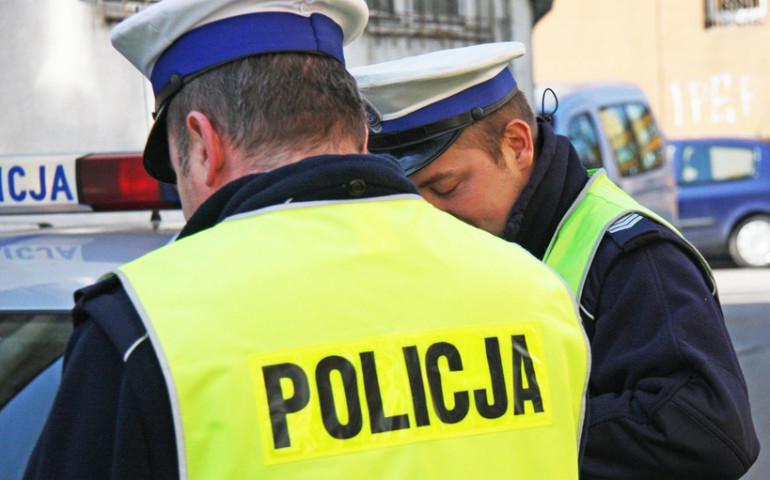 Świadek zatrzymał pijanego kierowcę