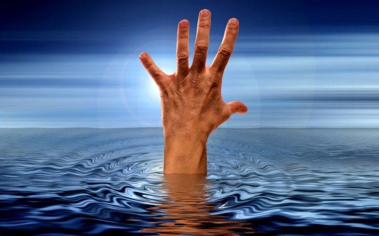 Kolejna ofiara wody