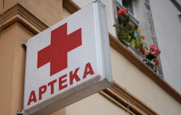W Polsce w 2019 roku zniknęły 533 apteki, prawie 100