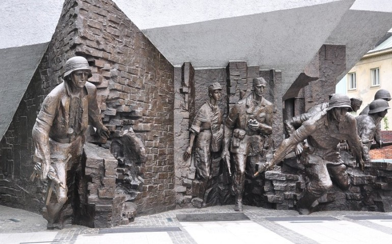 W Piotrkowie również upamiętnią powstańców warszawskich