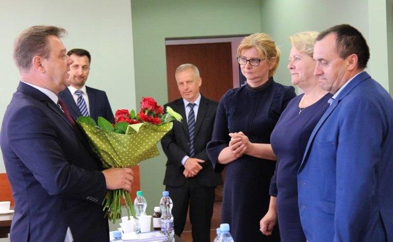 Gmina Wola Krzysztoporska: Wójt Roman Drozdek z jednogłośnym absolutorium