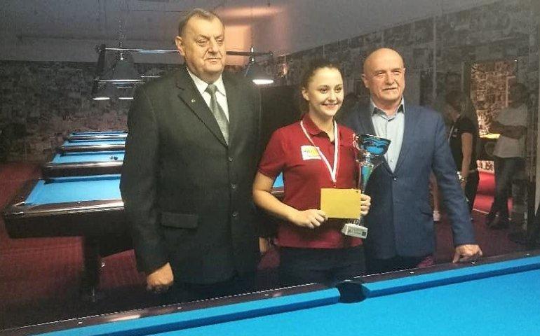 Anita Sochacka druga w Pucharze Polski