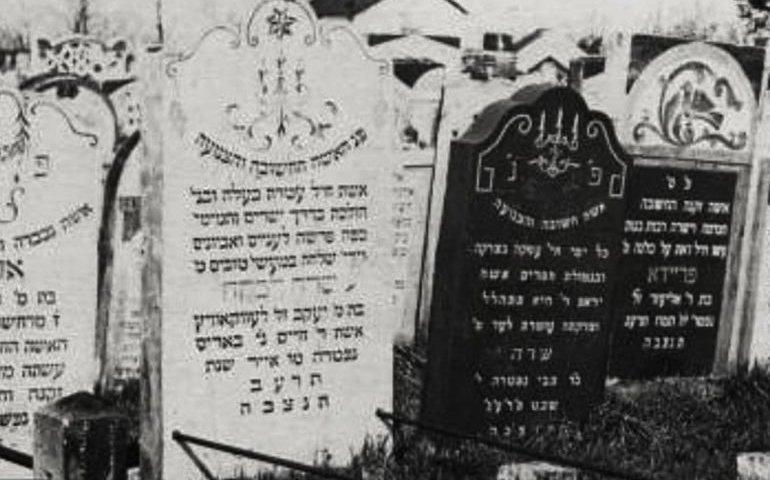 Historia żydowskich kirkutów. Zapraszamy na spacer z CIT-em