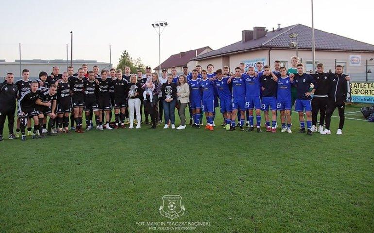 Wysokie zwycięstwo Polonii nad ŁKS II Łódź