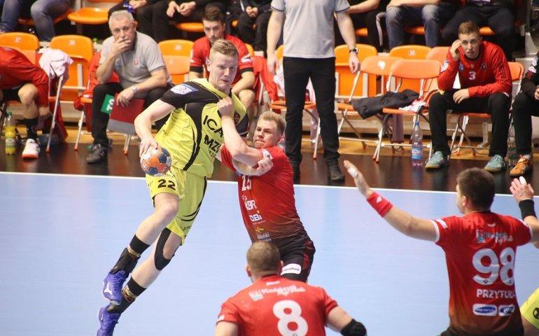 Piotrkowianin przegrał ostatni mecz w tym roku