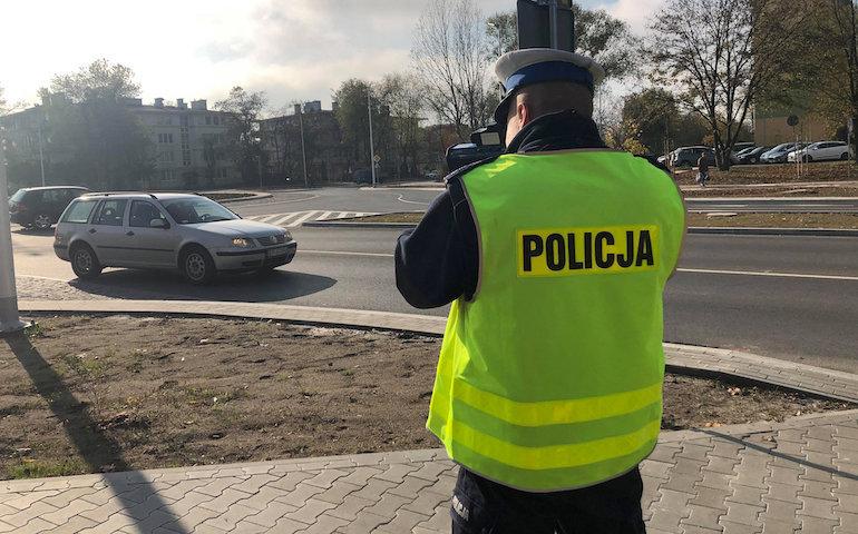 Trwa policyjna Akcja Znicz