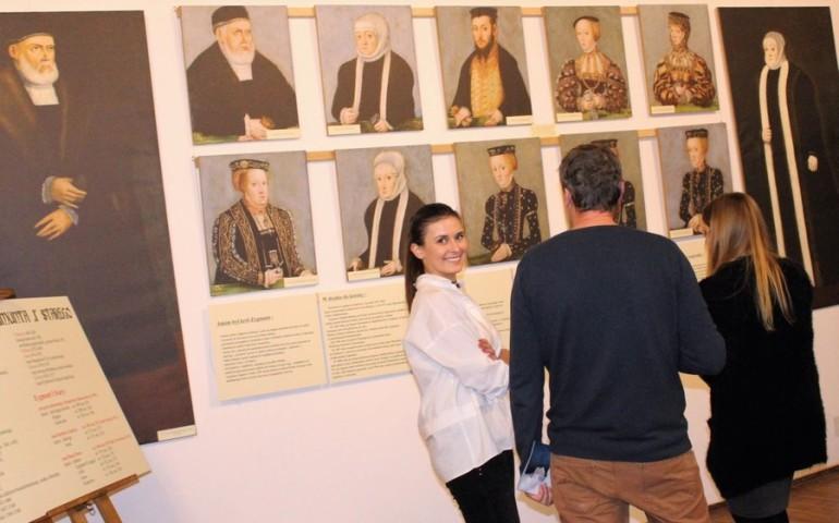 Portrety rodziny królewskiej