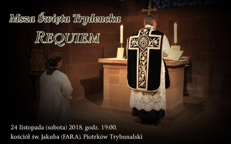 Requiem w klasycznym rycie rzymskim