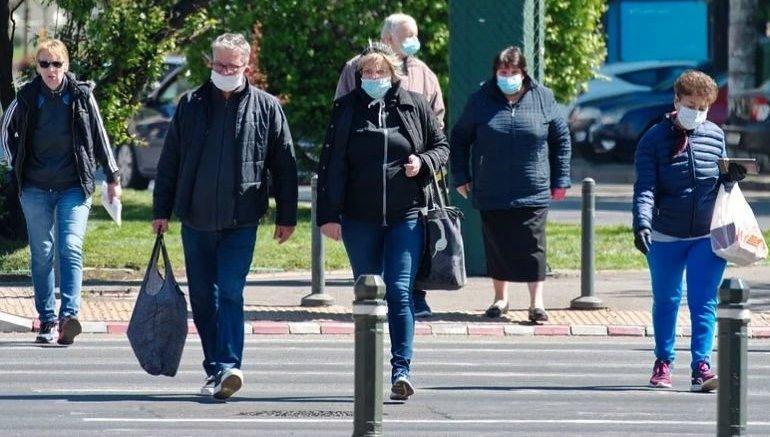 Rzecznik KGP: tylko w środę 475 osób ukaranych za niezakrywanie ust i nosa