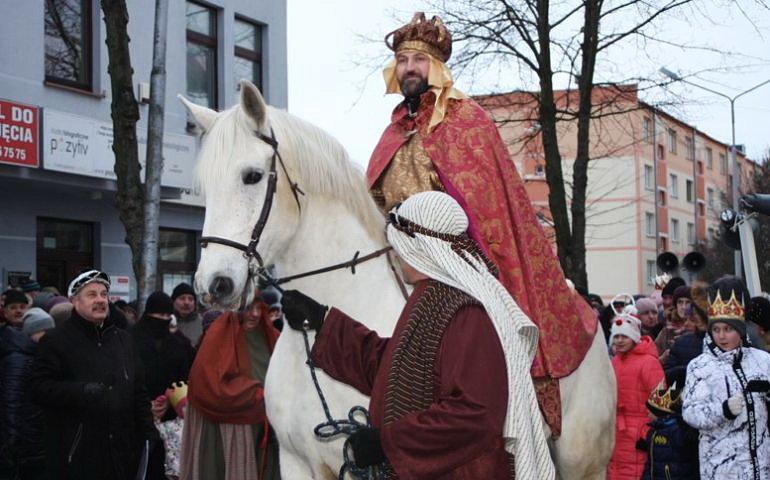 Orszak Trzech Króli przejdzie ulicami Piotrkowa