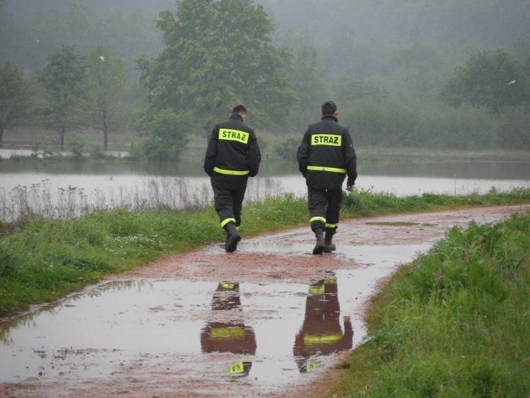 Odnaleziono zwłoki 83-latki z gminy Sulejów