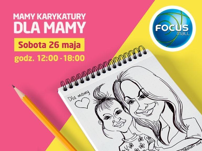 Wyjątkowy Dzień Matki w Focus Mall