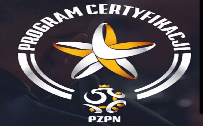 Kluby z Piotrkowa Trybunalskiego, Gorzkowic, Sulejowa i Rozprzy z certyfikatami PZPN