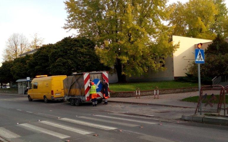 W Piotrkowie powstały kolejne aktywne przejścia