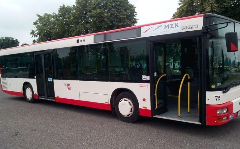 Kolejne dwa używane autobusy w taborze MZK