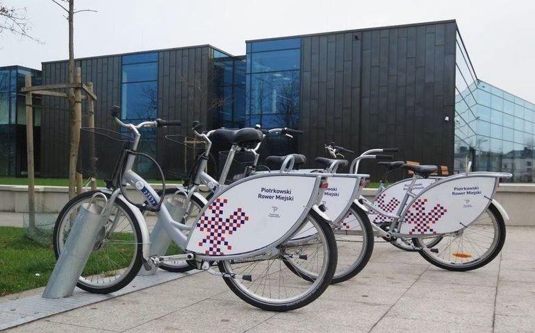 Nextbike nadal chce obsługiwać Piotrkowski Rower Miejski