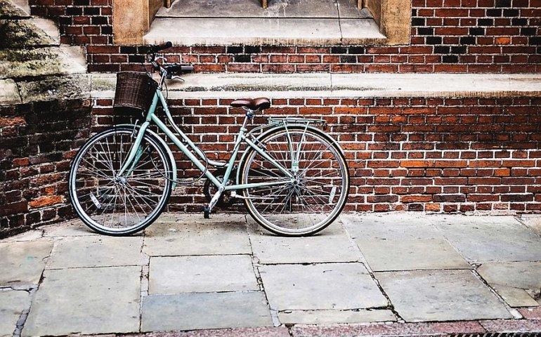 Ukradła rower, ale daleko nie zajechała