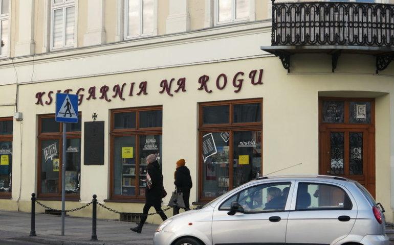Znikają kolejne symbole Piotrkowa