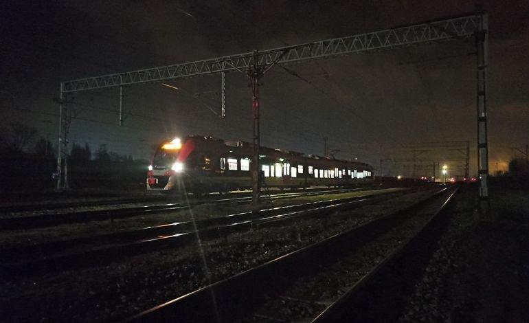 Piotrkowianin potrącony przez pociąg towarowy