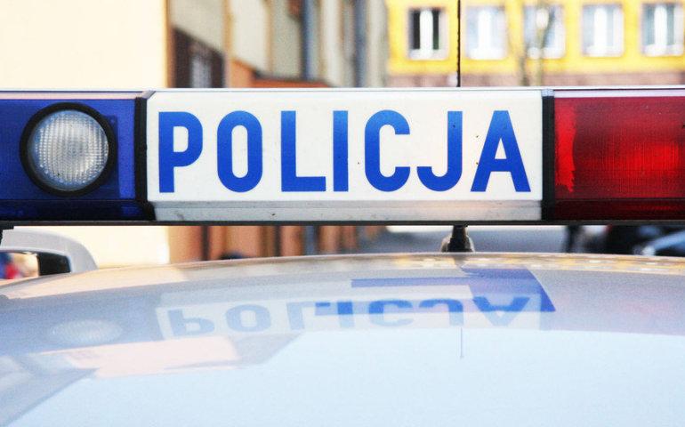 Wypadek w Srocku. 2 osoby ranne