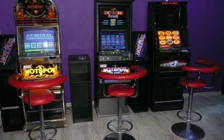 Przejęli 6 nielegalnych automatów do gier
