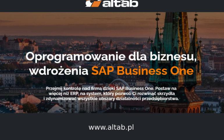 Program SAP ERP - zintegrowany system zarządzania przedsiębiorstwem