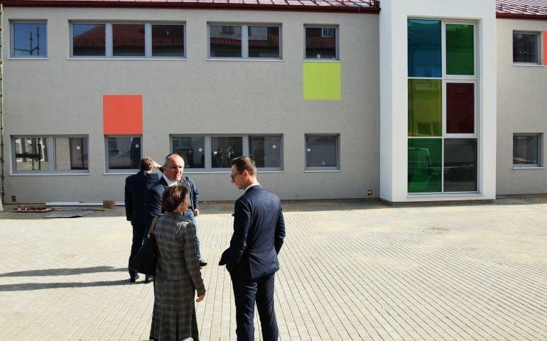 Ministerstwo wesprze budowę przedszkola w Czarnocinie